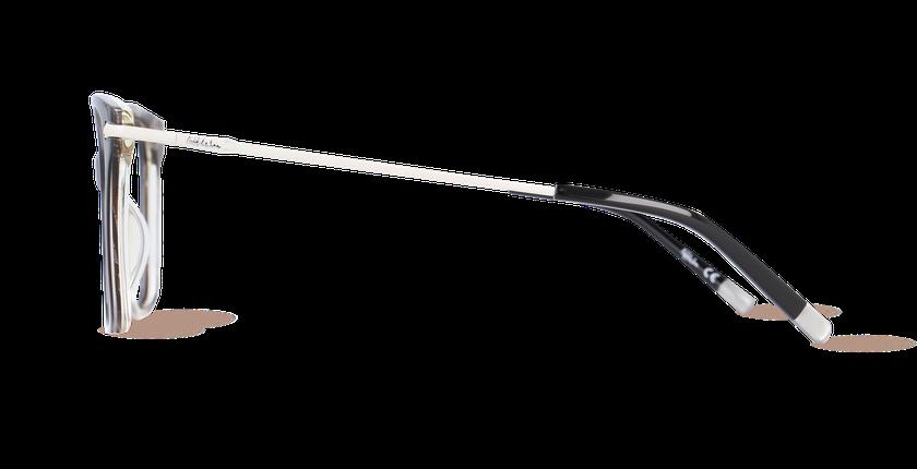 Lunettes de vue femme CLIFDEN noir - Vue de côté