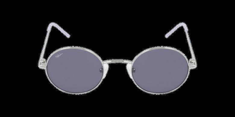 Lunettes de soleil MOSTOLES argenté/violet
