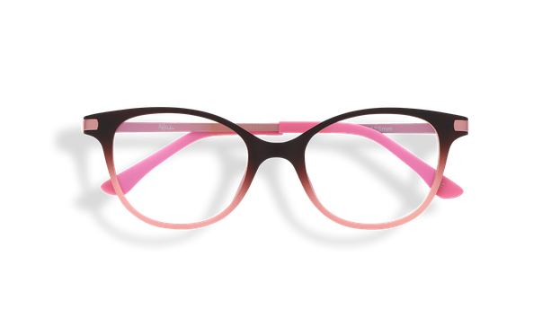 Lunettes de soleil enfant MAGIC 31 BLUEBLOCK marron/rose - danio.store.product.image_view_face