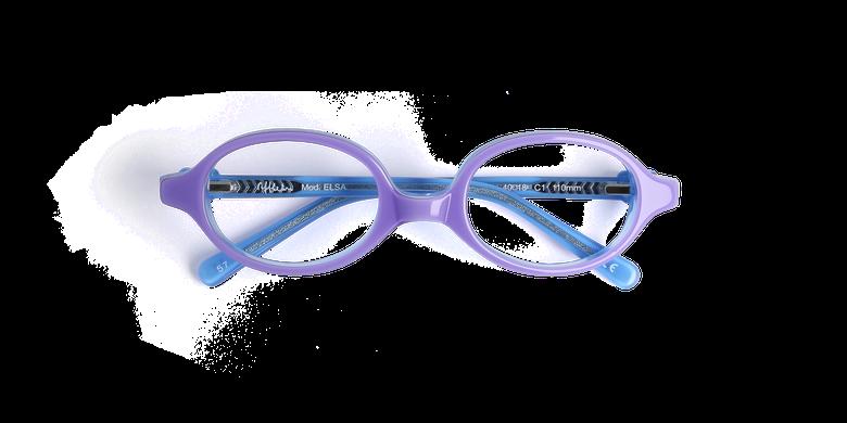 Lunettes de vue enfant ELSA violet
