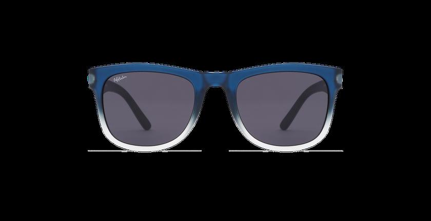 Lunettes de soleil enfant NERJA bleu - Vue de face