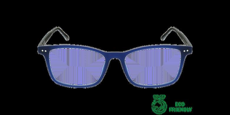 Lunettes de vue homme MAGIC 81 ECO-RESPONSABLE bleu