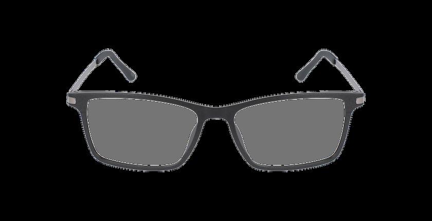 Lunettes de vue homme MAGIC 19 noir - Vue de face
