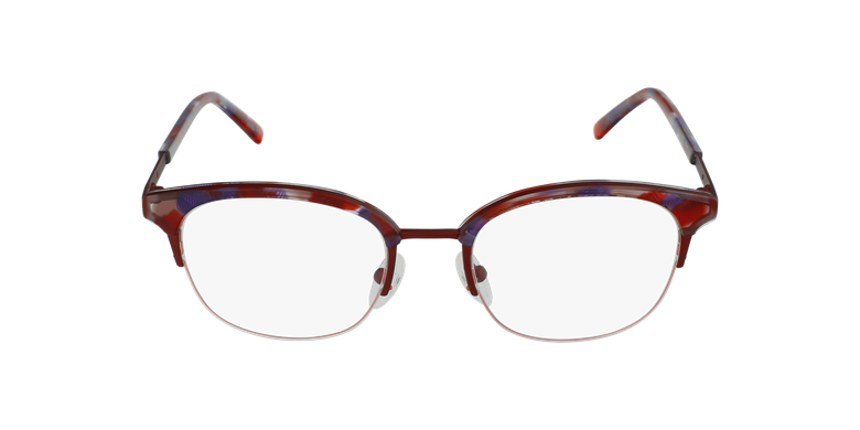 Lunettes de vue BEKSINSKI rouge
