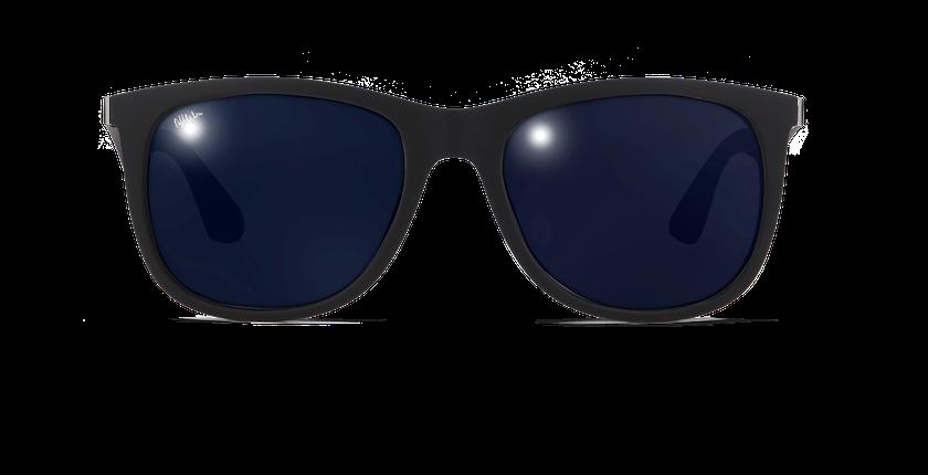 Lunettes de soleil homme TIVOLI POLARIZED noir - Vue de face