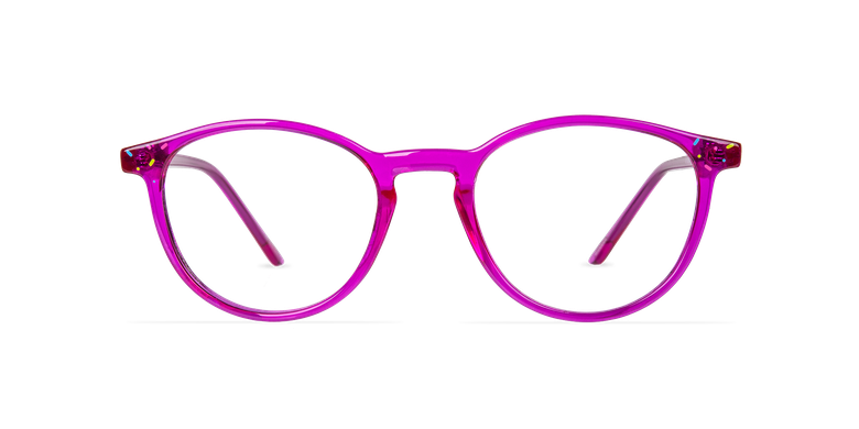 Lunettes de vue enfant BANANA rose