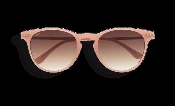 Lunettes de soleil femme APERUNA rose - danio.store.product.image_view_face
