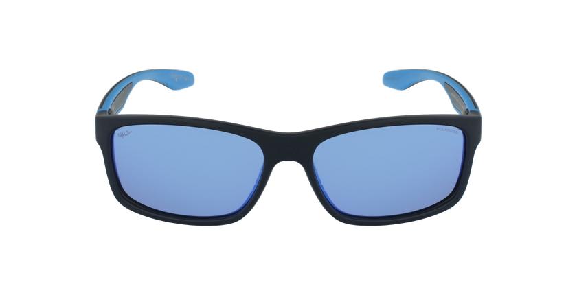 Lunettes de soleil DUSTIN bleu - Vue de face