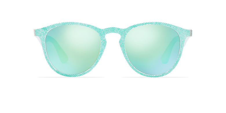 Lunettes de soleil femme VARESE bleu/violet