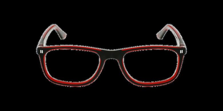 Lunettes de vue enfant RFOJ3 noir/rouge