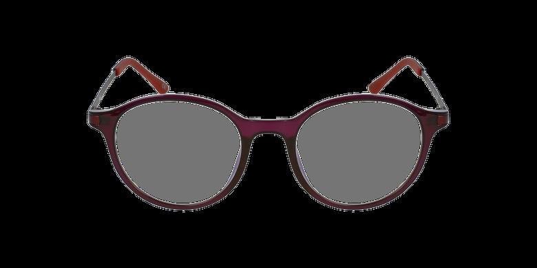 Lunettes de vue femme MAGIC 37 violetVue de face