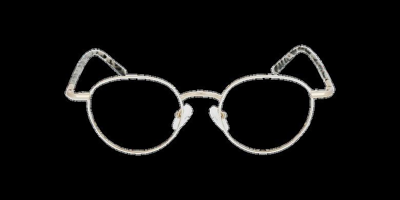 Lunettes de vue femme EULALIE blanc