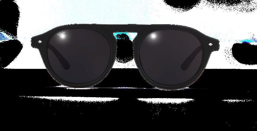 Lunettes de soleil femme ACAPULCO noir - Vue de face