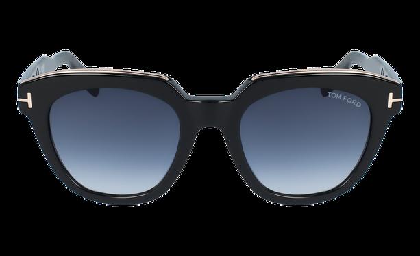 Lunettes de soleil femme HALEY noir - danio.store.product.image_view_face