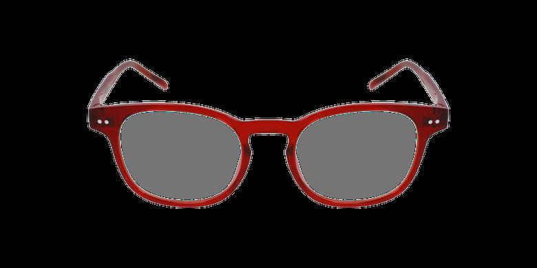 Lunettes de vue enfant MAGIC 50 rougeVue de face