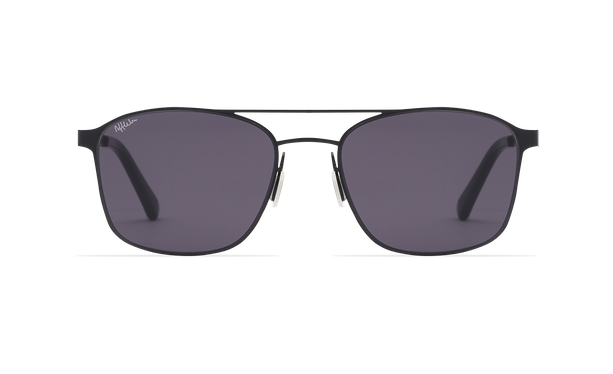 Lunettes de soleil homme RENO noir - danio.store.product.image_view_face