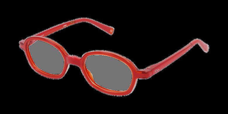 Lunettes de vue enfant REFORM MATERNELLE 2 rouge/orange