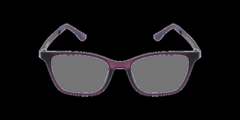 Lunettes de vue femme MAGIC 60 violetVue de face