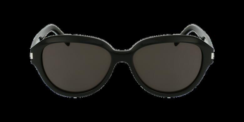 Lunettes de soleil femme SL 400 noirVue de face