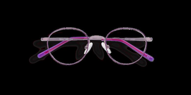 Lunettes de vue enfant DOM violet/rose