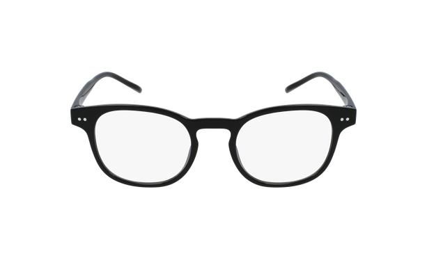 Lunettes de vue enfant MAGIC 50 noir - Vue de face