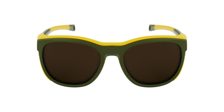 Lunettes de soleil Skyline vert/jaune