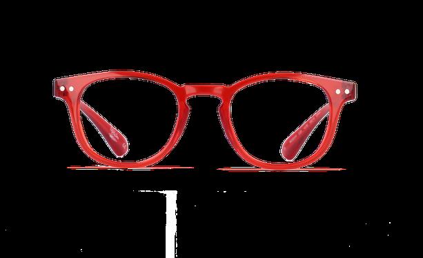 Lunettes de vue enfant BLUE BLOCK ENFANT rouge - danio.store.product.image_view_face