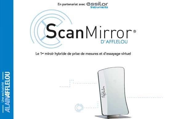Scan Mirror