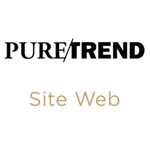 Couverture presse : Puretrend.com