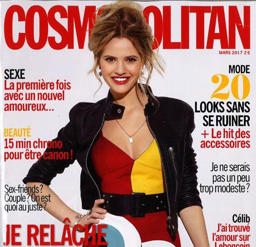 Couverture presse : Cosmo