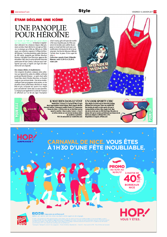 Couverture presse : Direct_Matin