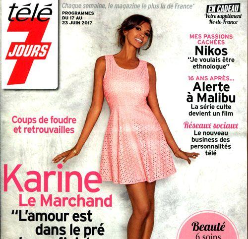 Couverture presse : Tele7Jours