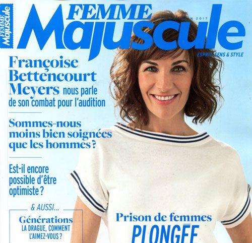 Couverture presse : Femme_Majuscule