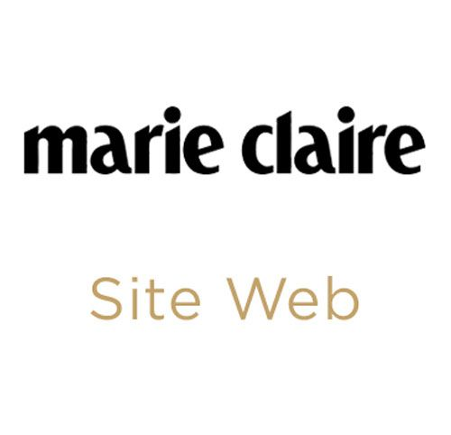 Couverture presse : Marieclaire.fr