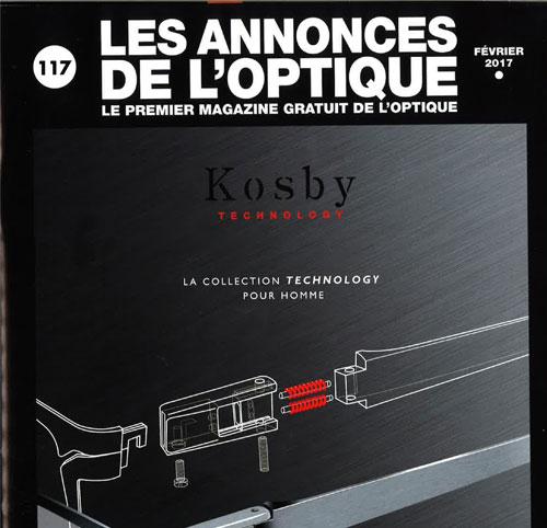 Couverture presse : Les_Annonces_De_L_Optique