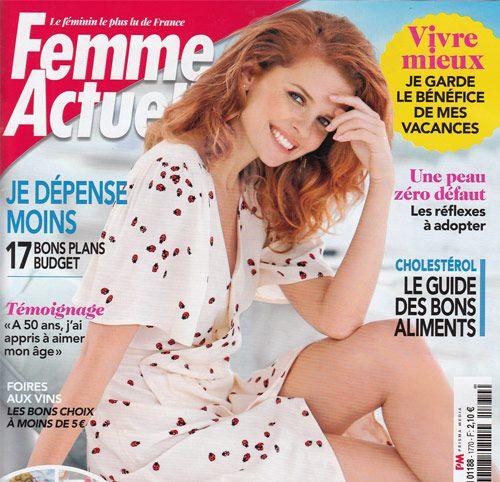 Couverture presse : Femme_Actuelle_2