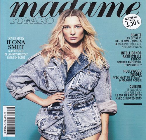 Couverture presse : Madame_Figaro