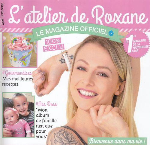 Couverture presse : Roxane