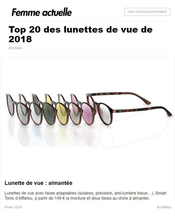 Couverture presse : Femmeactuelle.fr