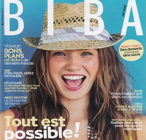 Couverture presse : Biba