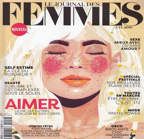 Couverture presse : Journal_Des_Femmes