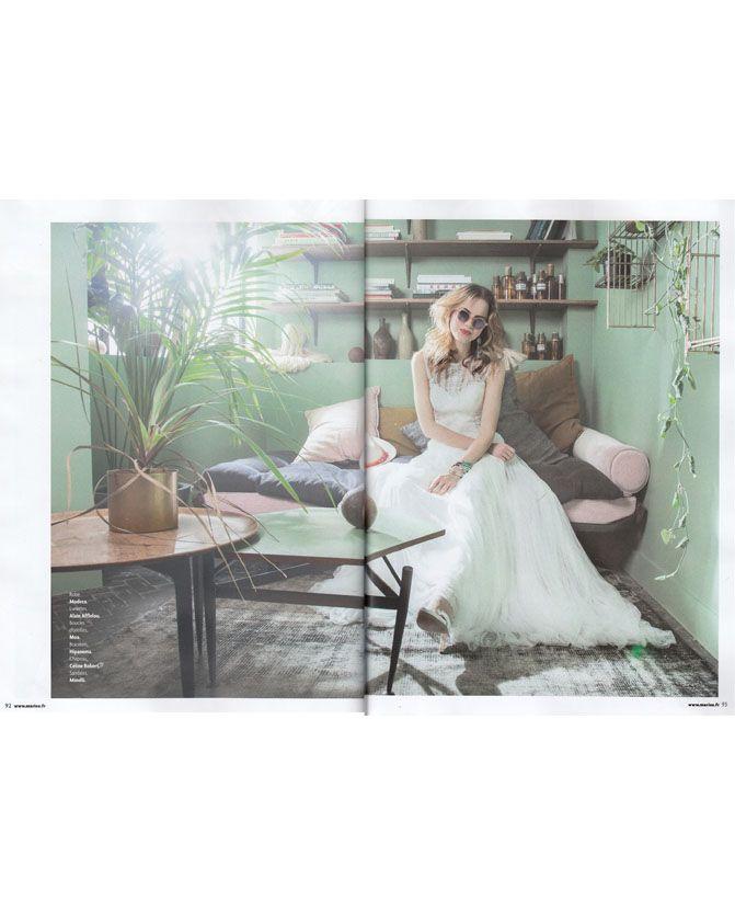 Couverture presse : Mariee_Magazine