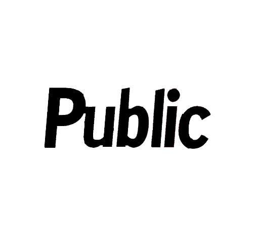 Couverture presse : Public