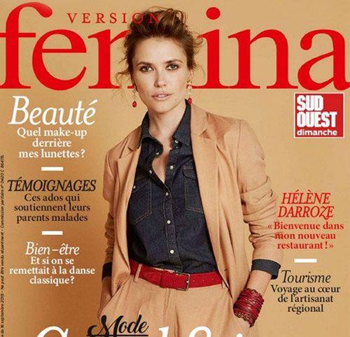 Couverture presse : Version_Femina