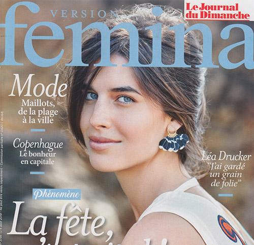 Couverture presse : Version_Femina_1