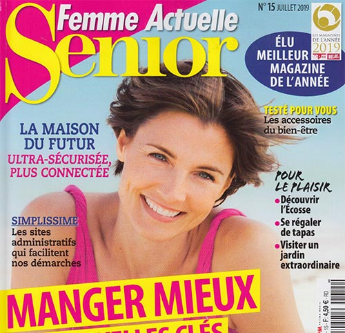 Couverture presse : Femme_Actuelle_Senior
