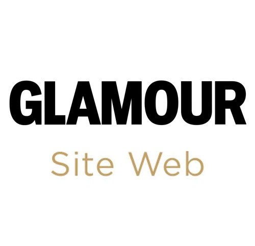 Couverture presse : Glamour