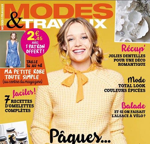 Couverture presse : Mode_&_Travaux