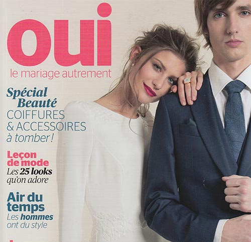 Couverture presse : Oui_Mag