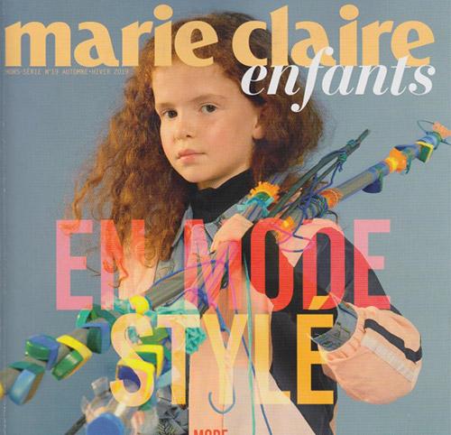 Couverture presse : Marie_Claire_Enfants
